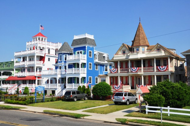 Cape May Victorian House Tour