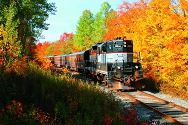 Credit Valley Tour Train