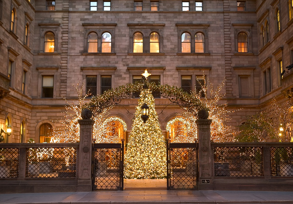 New York City at Christmas Time - MAXIMA Tours - 2017