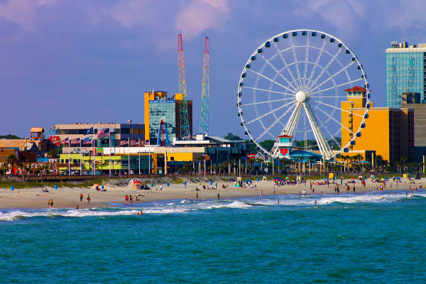 Myrtle Beach – The Grand Strand