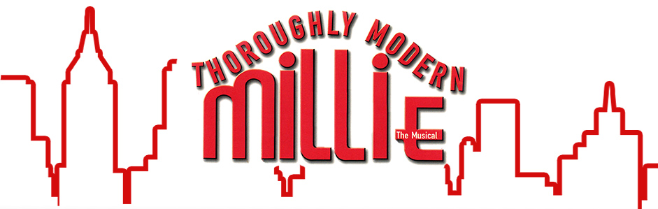 Thoroughly Modern Millie at St. Jacob's Country Playhouse