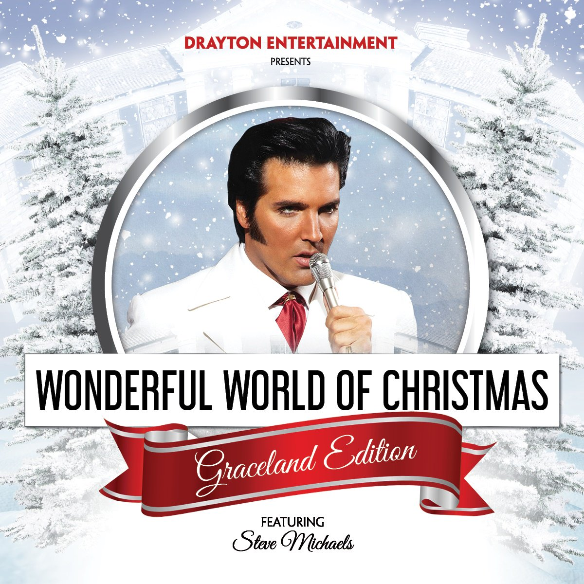 Wonderful World of Christmas: Graceland Edition at Dunfield Theatre ***SOLD OUT***
